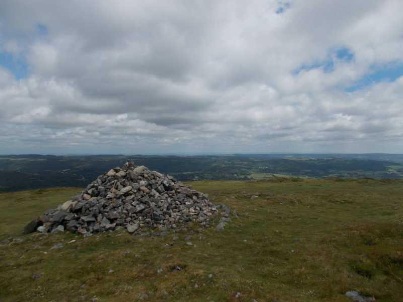 MountainViews.ie Picture about mountain Black Hill  in area Cornwall & Devon, Ireland