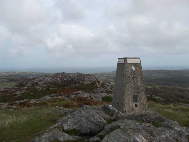 MountainViews.ie Picture about mountain Mynydd Bodafon [Yr Arwydd]  in area Anglesey and the Lleyn Peninsula, Ireland