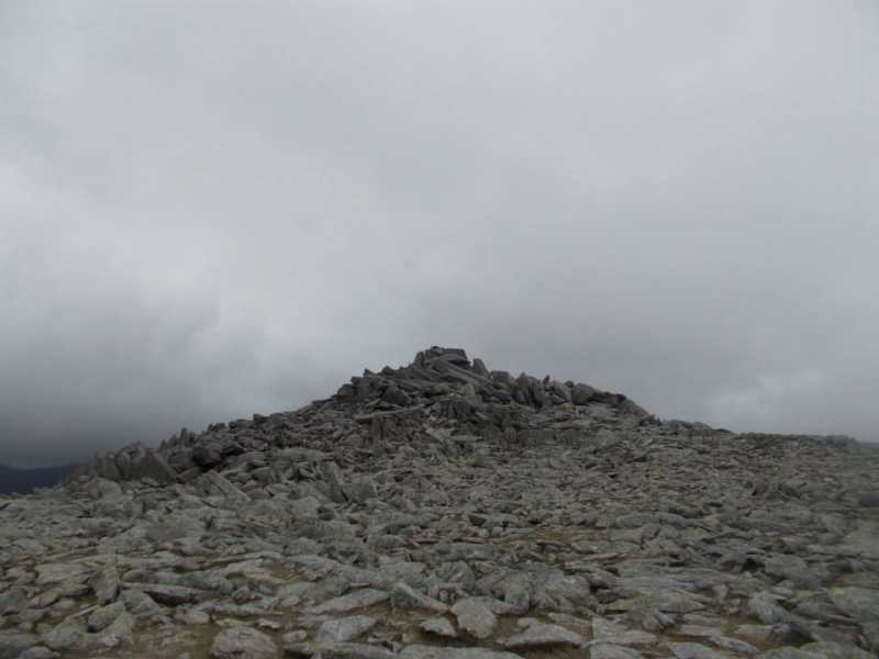 MountainViews.ie Picture about mountain Glyder Fach  in area Snowdonia, Ireland