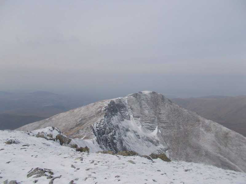 MountainViews.ie Picture about mountain Yr Elen  in area Snowdonia, Ireland