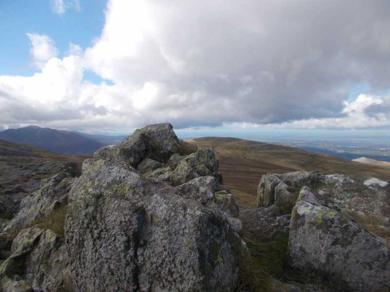 MountainViews.ie Picture about mountain Bera Mawr  in area Snowdonia, Ireland