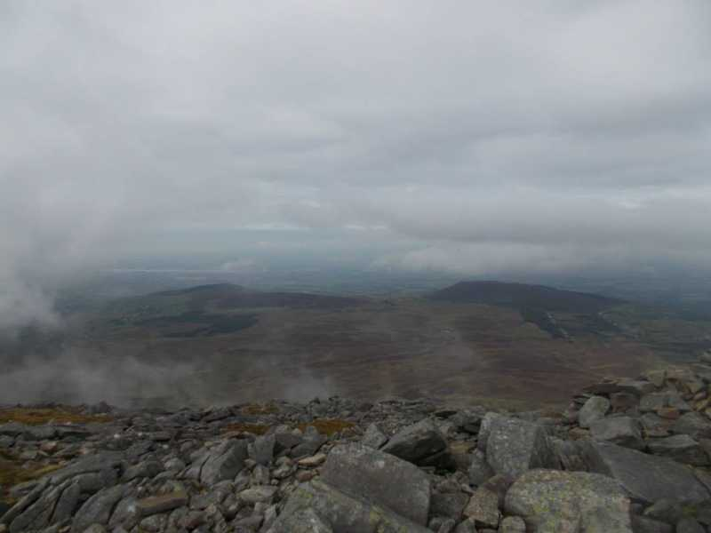 MountainViews.ie Picture about mountain Carnedd y Filiast North Top [Y Fronllwyd]  in area Snowdonia, Ireland