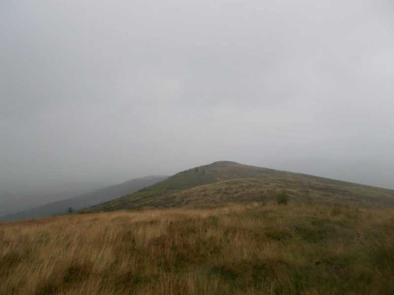 MountainViews.ie Picture about mountain Mynydd Allt-y-grug  in area Carmarthen to Vale of Neath, Ireland