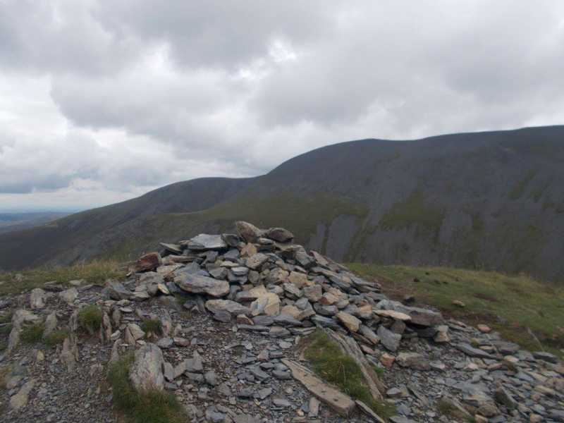 MountainViews.ie Picture about mountain Long Side  in area Lake District - Northern Fells, Ireland