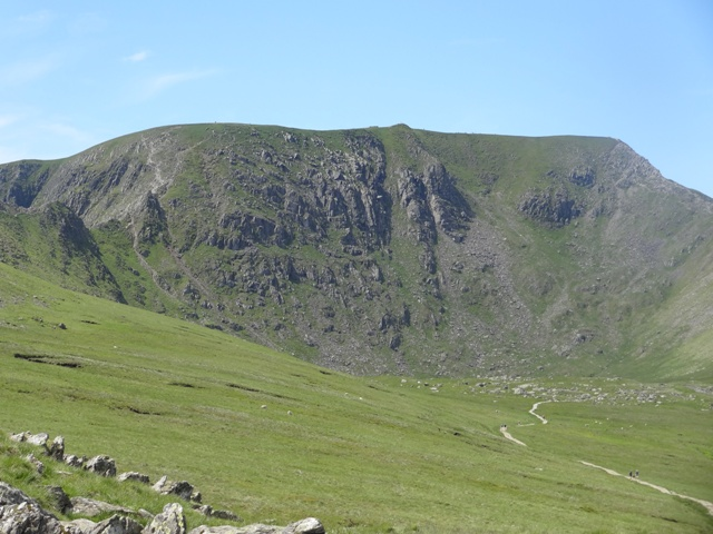 MountainViews.ie Picture about mountain Helvellyn in area Lake District - Eastern Fells, Ireland