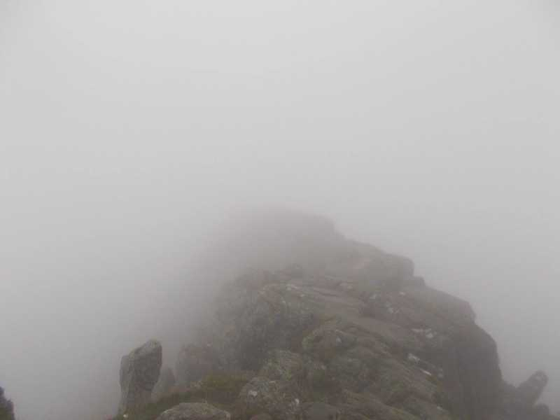 MountainViews.ie Picture about mountain Striding Edge [High Spying How]  in area Lake District - Eastern Fells, Ireland