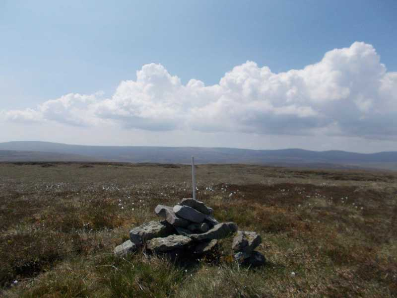 MountainViews.ie Picture about mountain Harwood Common  in area The Northern Pennines, Ireland