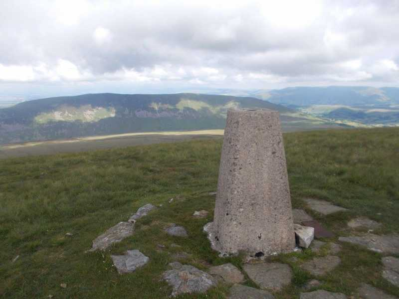 MountainViews.ie Picture about mountain Great Coum  in area The Central Pennines, Ireland