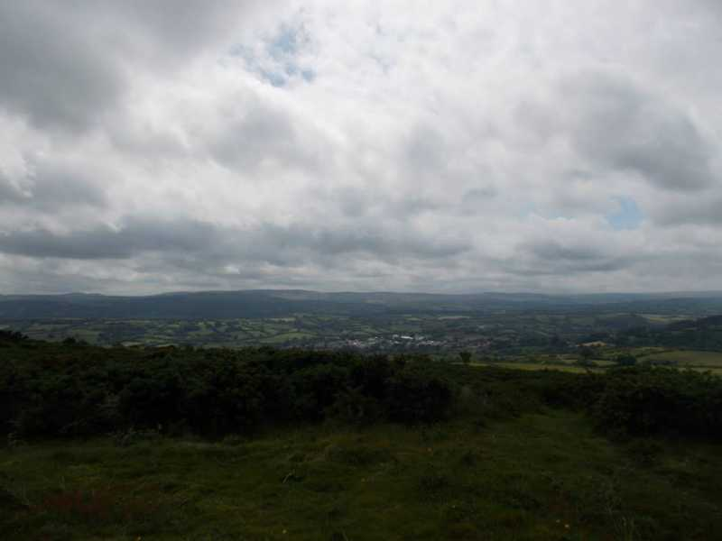 MountainViews.ie Picture about mountain Mardon Down in area Cornwall & Devon, Ireland