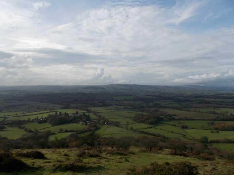 MountainViews.ie Picture about mountain Wills Neck  in area South Central England, Ireland