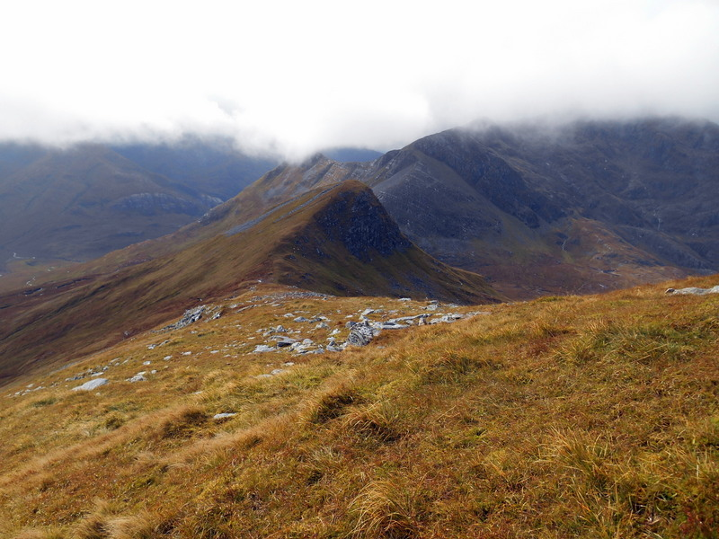 MountainViews.ie Picture about mountain Sgurr Choinnich Beag in area Fort William to Loch Treig and Loch Leven, Ireland
