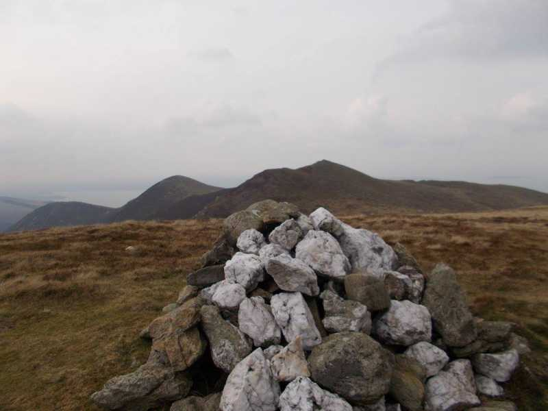 MountainViews.ie Picture about mountain Yr Orsedd  in area Snowdonia, Ireland