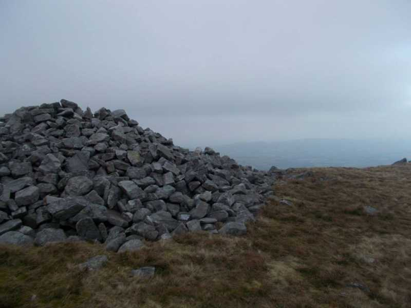 MountainViews.ie Picture about mountain Carn Pen-rhiw-ddu  in area Carmarthen to Vale of Neath, Ireland