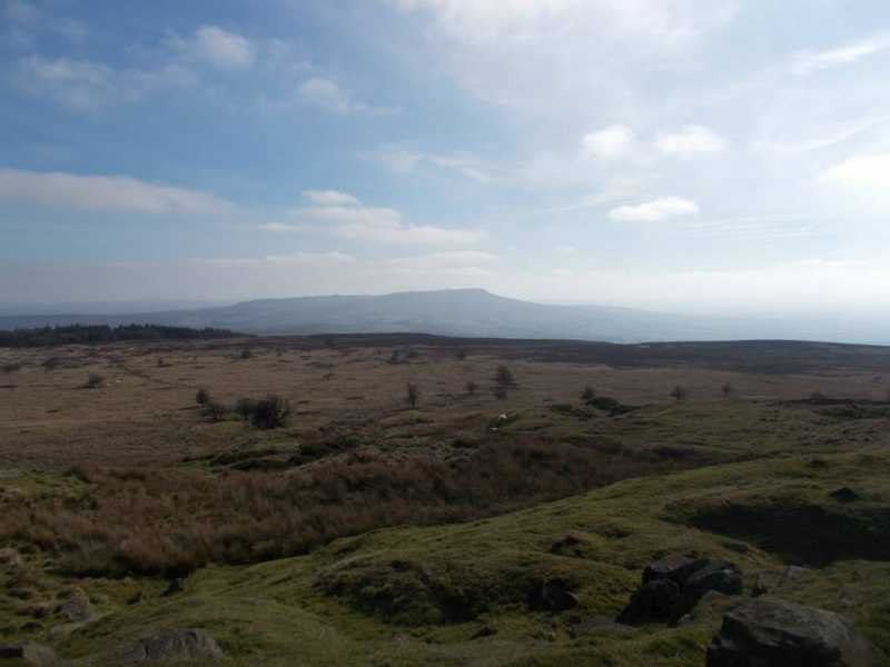 MountainViews.ie Picture about mountain Clee Burf  in area Shropshire, Ireland