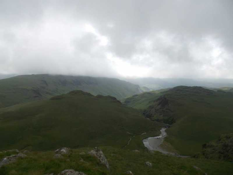 MountainViews.ie Picture about mountain Scar Lathing in area Lake District - Central & Western Fells, Ireland