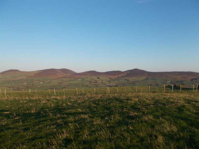 MountainViews.ie Picture about mountain Bryn yr Orsedd  in area Llandudno to Wrexham, Ireland