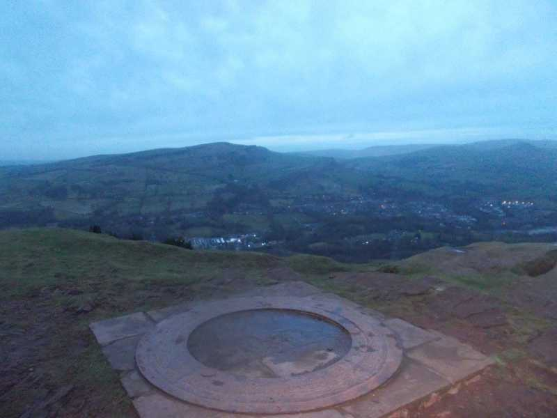 MountainViews.ie Picture about mountain Eccles Pike  in area Lancashire, Cheshire & the Southern Pennines, Ireland