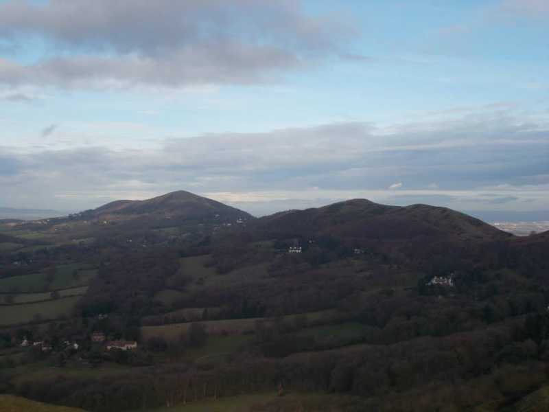 MountainViews.ie Picture about mountain Herefordshire Beacon in area West Gloucestershire, Hereford & Worcester, Ireland
