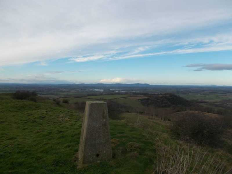 MountainViews.ie Picture about mountain Oxenton Hill  in area Central and Eastern England, Ireland