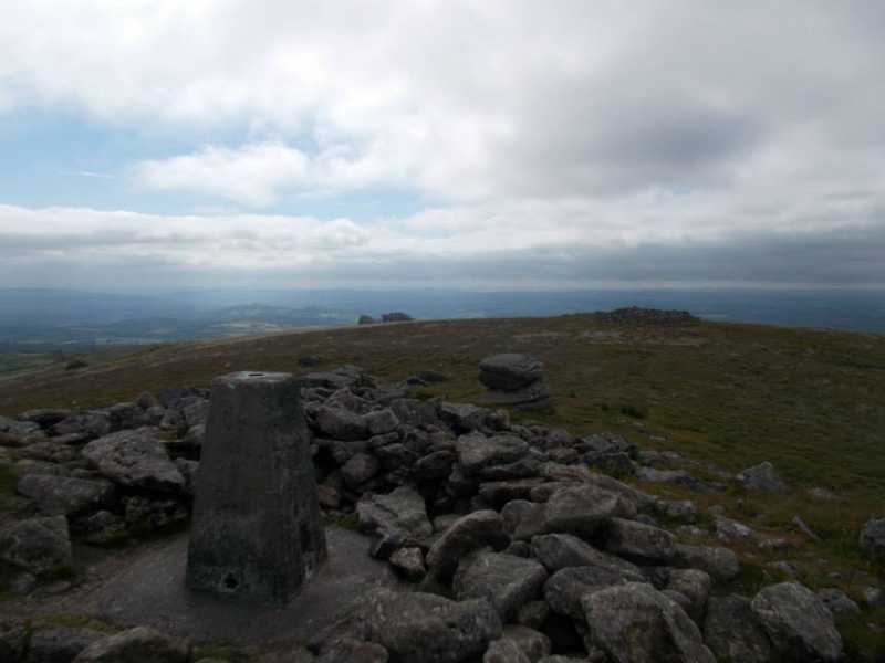 MountainViews.ie Picture about mountain Rippon Tor  in area Cornwall & Devon, Ireland