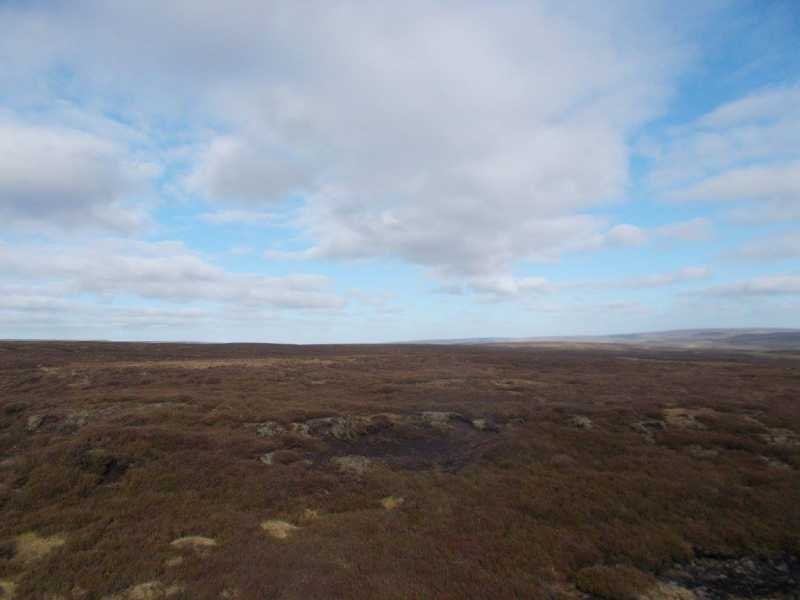 MountainViews.ie Picture about mountain Hoar Stones - Howden Edge  in area Lancashire, Cheshire & the Southern Pennines, Ireland