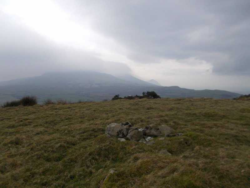 MountainViews.ie Picture about mountain Foel  in area Anglesey and the Lleyn Peninsula, Ireland