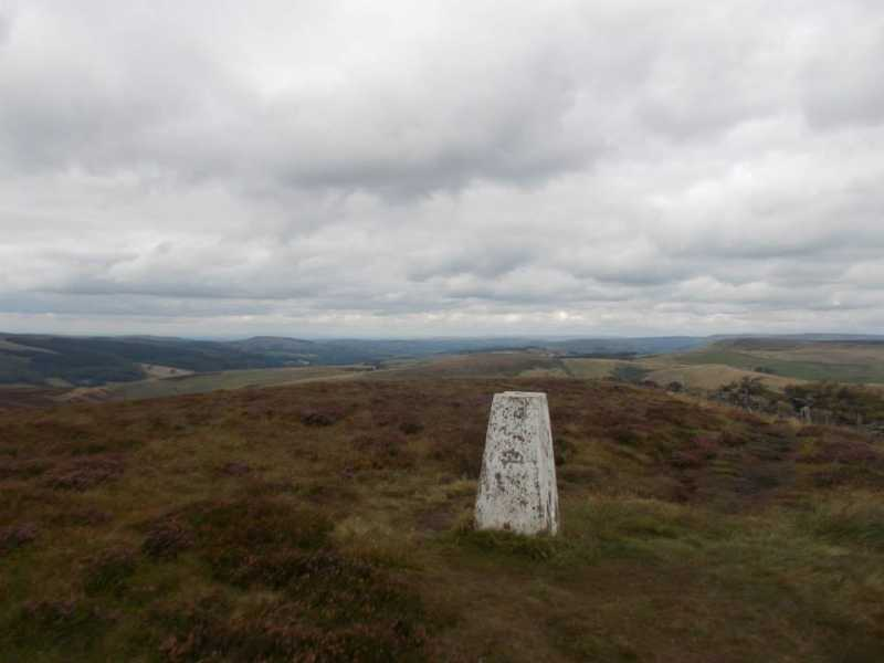 MountainViews.ie Picture about mountain Burbage Edge  in area Lancashire, Cheshire & the Southern Pennines, Ireland