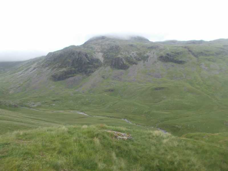MountainViews.ie Picture about mountain Pianet Knott  in area Lake District - Central & Western Fells, Ireland