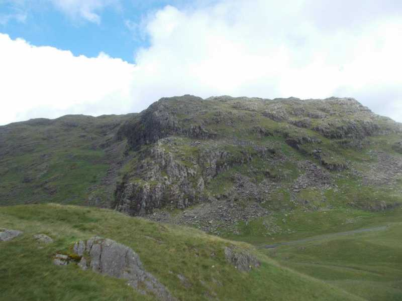 MountainViews.ie Picture about mountain Peathill Crag  in area Southern Cumbria, Ireland