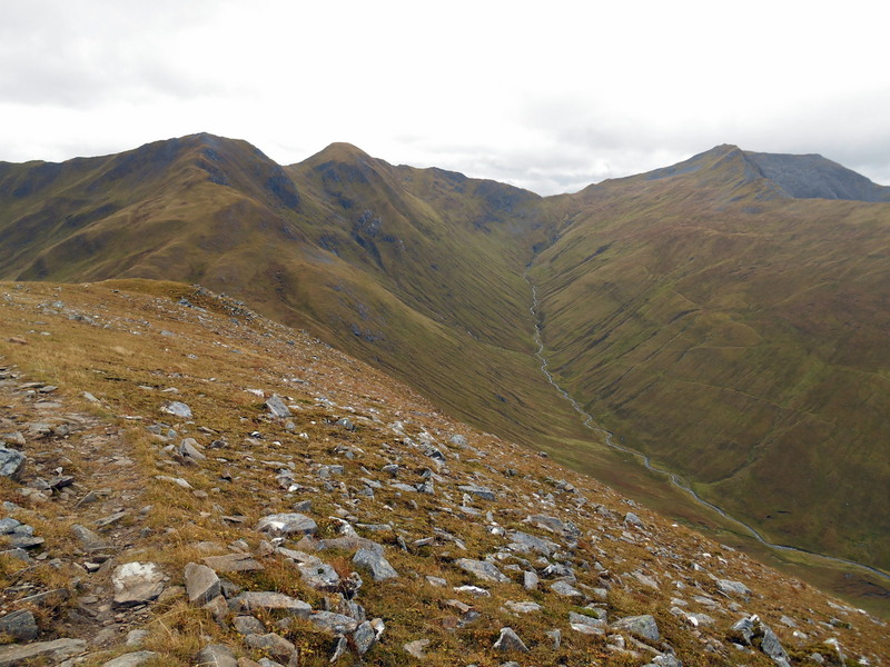 MountainViews.ie Picture about mountain Ciste Dhubh in area Loch Duich to Cannich, Ireland
