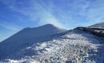 MountainViews.ie Picture about mountain Galtymore in area Galty Mountains, Ireland