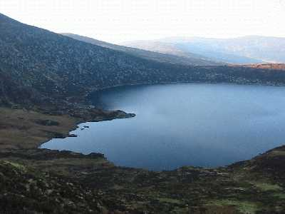 MountainViews.ie Picture about mountain Tonelagee in area Dublin/Wicklow, Ireland