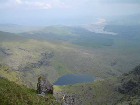 MountainViews.ie Picture about mountain Faill na nDeamhan in area Brandon Group, Ireland