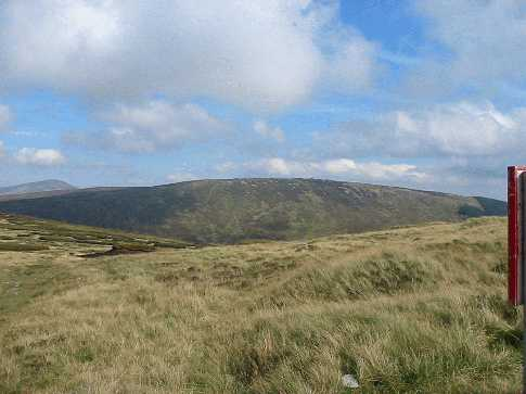 MountainViews.ie Picture about mountain Conavalla in area Dublin/Wicklow, Ireland