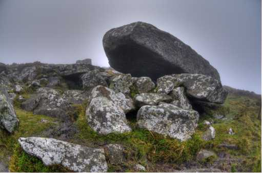 MountainViews.ie Picture about mountain Djouce in area Dublin/Wicklow, Ireland