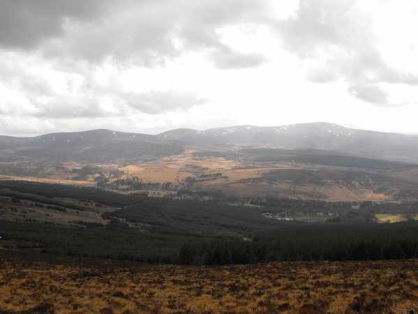 MountainViews.ie Picture about mountain Seefingan in area Dublin/Wicklow, Ireland