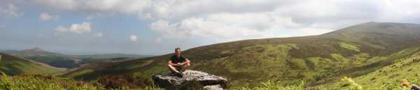 MountainViews.ie Picture about mountain War Hill in area Dublin/Wicklow, Ireland