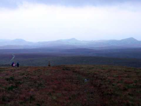 MountainViews.ie Picture about mountain Cuilcagh in area Breifne, Ireland