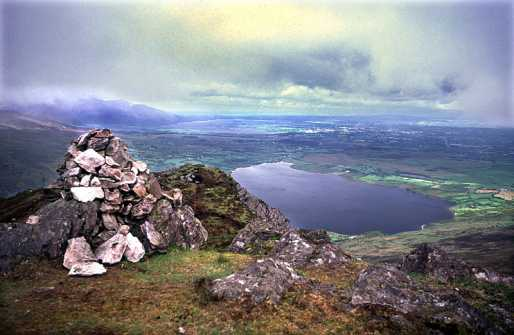 MountainViews.ie Picture about mountain Crohane in area Mangerton, Ireland