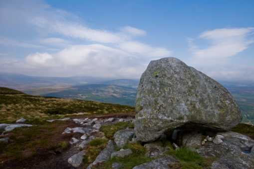 MountainViews.ie Picture about mountain Scarr in area Dublin/Wicklow, Ireland
