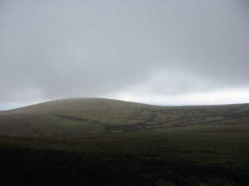 MountainViews.ie Picture about mountain Black Hill in area Dublin/Wicklow, Ireland