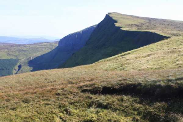 MountainViews.ie Picture about mountain Annacoona Top in area Dartry Mountains, Ireland