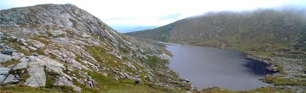 MountainViews.ie Picture about mountain Bingorms in area Donegal NW, Ireland