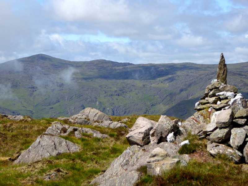 MountainViews.ie Picture about mountain Conigar in area Shehy/Knockboy, Ireland