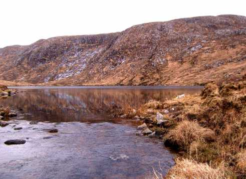 MountainViews.ie Picture about mountain Dooish South-East Top in area Donegal NW, Ireland