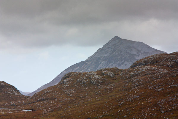 MountainViews.ie Picture about mountain Moylenanav (<i>Maol na nDamh</i>) in area Donegal Central, Ireland