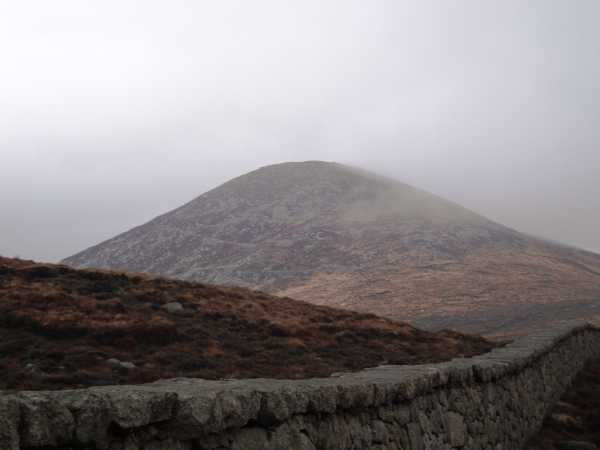 MountainViews.ie Picture about mountain Rocky Mountain in area Mourne Mountains, Ireland