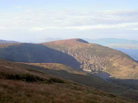 MountainViews.ie Picture about mountain Mullach Bog in area Dunkerron Mountains, Ireland