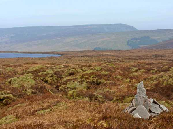 MountainViews.ie Picture about mountain Benbrack in area Breifne, Ireland