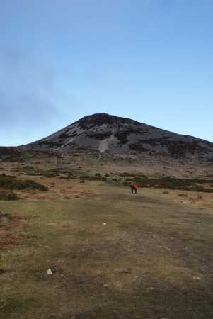 MountainViews.ie Picture about mountain Great Sugar Loaf in area Dublin/Wicklow, Ireland